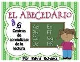 CENTROS DE FONETICA: Mayúsculas y minúsculas (Phonics in Spanish)