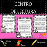 BUNDLE CENTRO DE LECTURA (120+ TEXTOS) LITERACY CENTER (SPANISH) - EDICION 1 Y 2