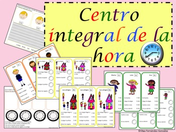 CENTRO LA HORA PRÁCTICA GLOBAL (LECTORA, ORAL, ESCRITA Y A