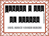 Spanish culture: SUR ESPAÑA- SOUTH OF SPAIN (Madrid, Valen