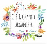 CER (Claim-Evidence-Reasoning) Graphic Organizer