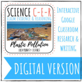 CER DIGITAL Earth Science Writing Prompt for Google Classr
