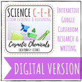 CER DIGITAL Physical Science Writing Prompt: Household Chemicals