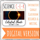 CER DIGITAL Space Science Writing Prompt: Celestial Shade