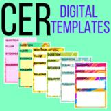 CER Digital Templates