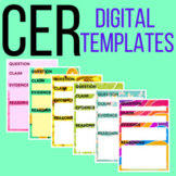 CER Digital Templates