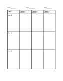 CER Graphic Organizer