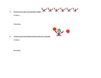 CER Model for Invasive Species