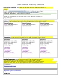 CER Writing Template