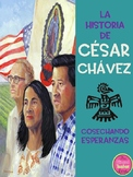 CESAR CHAVEZ HISTORY IN SPANISH