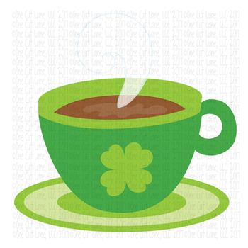 CF125 Irish Coffee Cut File