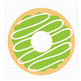 CF127 Irish Donut Cut File