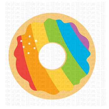 CF129 Irish Donut Cut File