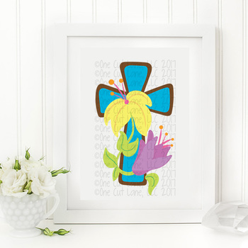 CF142 Easter Cross Cut File