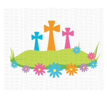 CF145 Easter Cross Cut File