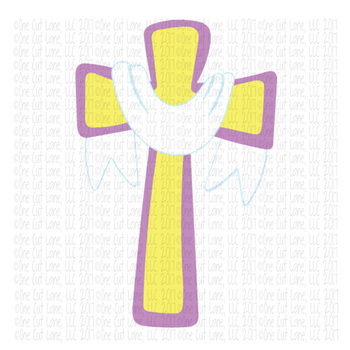CF148 Easter Cross Cut File