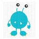 CF202 Monster SVG Cut File