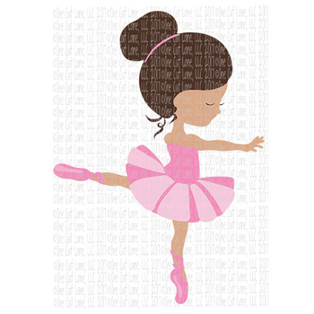 CF225 Ballerina SVG/Cut File