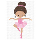CF226 Ballerina SVG/Cut File