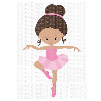 CF226 Ballerina SVG/Cut File