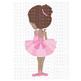 CF228 Ballerina SVG/Cut File