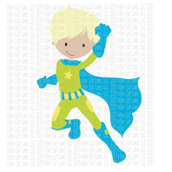 CF231 Super Hero SVG/Cut File