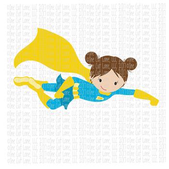 CF234 Super Hero SVG/Cut File