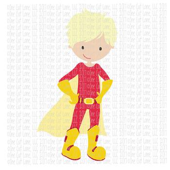 CF235 Super Hero SVG/Cut File