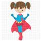 CF239 Super Hero SVG/Cut File