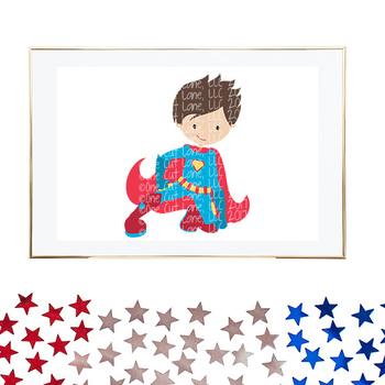 CF240 Super Hero SVG/Cut File