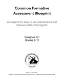 CFA Blueprint