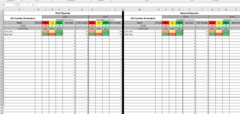CFA Spreadsheet - Days