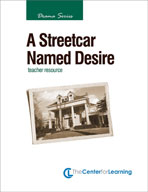 A Streetcar Named Desire Lesson Plans