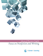 Advanced Placement English: Focus on Nonfiction and Writing