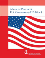 Advanced Placement U.S. Government and Politics, Book 1 Lesson Plans