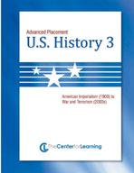 Advanced Placement U.S. History, Book 3 Lesson Plans