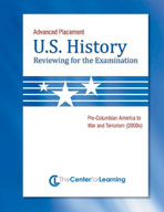 Advanced Placement U.S. History, Reviewing for the Exam Le