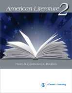 American Literature, Volume 2 Lesson Plans