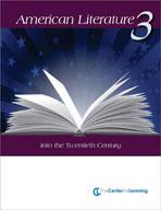 American Literature, Volume 3 Lesson Plans