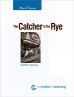 The Catcher in the Rye Lesson Plans