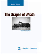The Grapes of Wrath Lesson Plans