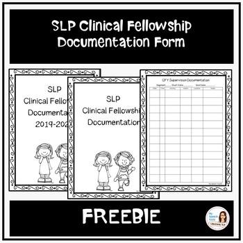 CFY Documentation FREEBIE