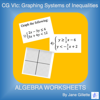 CG Vic: Graphing Systems of Inequalities
