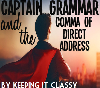 CG and the Comma of Direct Address: A Readers' Theater, Prezi, and Activity