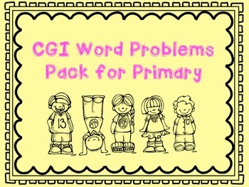 CGI Addition and Subtraction Problems