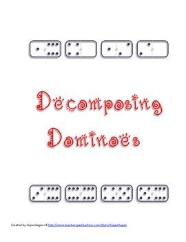 CGI Decomposing Dominoes