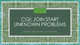 CGI Join Start Unknown, Set of 10 Problems
