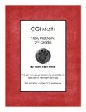 CGI Math 1st & 2nd grade - Set 1