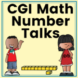 CGI Math Number Talks