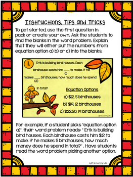 CGI Math Problems: Fall Edition